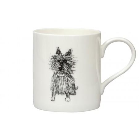westie straight mug